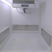 Isolamento e refrigeração de veículos