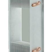 Trocador de calor para balcão refrigerado