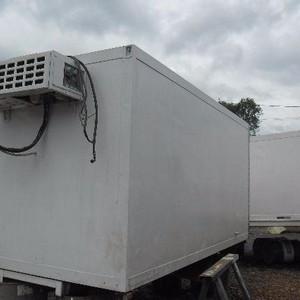 Distribuidora de aparelho para refrigeração de baú