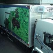 Refrigeração para transporte